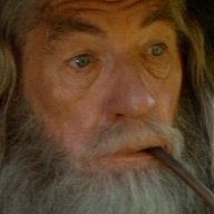 .gandalf the grey.