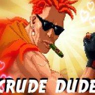 Crude Dude